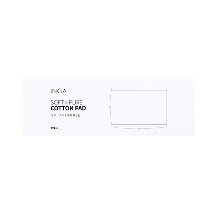Soft & Pure Cotton Pad