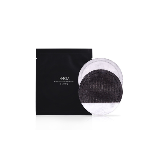 BLACK CLEANSING PEELING PAD (1 PIECE)