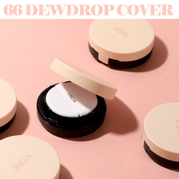 66 DEWDROP COVER PACT - LIGHT BEIGE