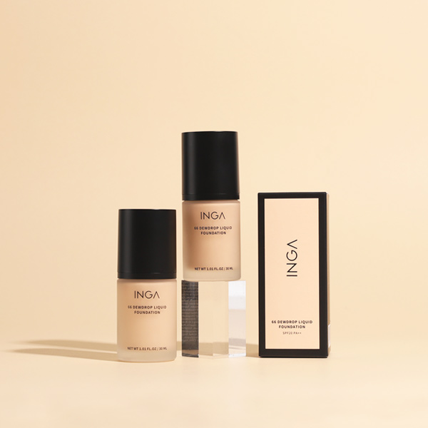 [NEW] 66 DEWDROP LIQUID FOUNDATION